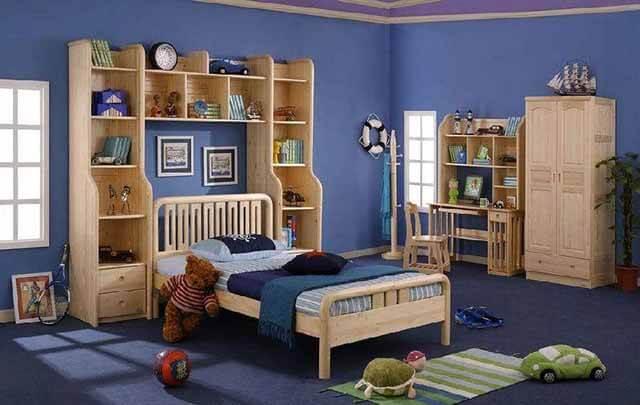 二胎時代來了,兒童家具如何選擇?教你幾招輕松搞定