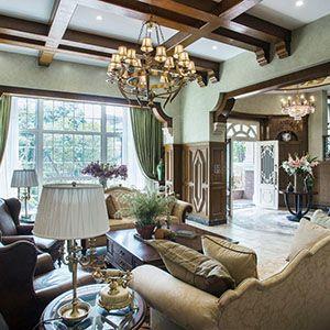 180㎡美式古典别墅