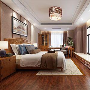 230㎡新中式风格四居室